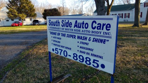 Southside Paint And Body >> South Side Auto Body Inc Where By Accident We Meet